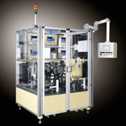 Automatic measuring machine for gearbox housings (VW)