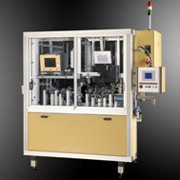 Automatic measuring machine for engine blocks (BMW)