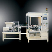 Automatic assembly machine for lamp sockets - reference socket