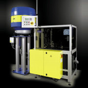 Automatic inspection machine for sealing rings